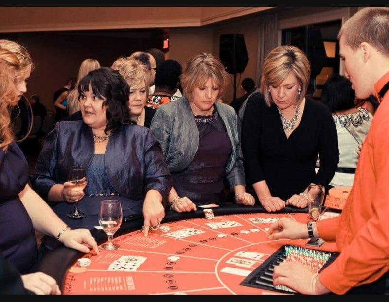 Casino Table Rentals Dayton Ohio